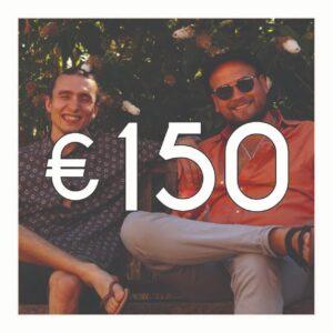 Crowdfunding: 6 flessen ROOS + B&K Cadeautjes
