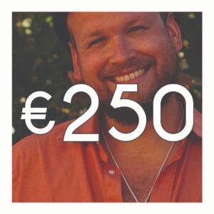 Crowdfunding: 6 flessen Gembruicius + 6 flessen Roos + B&K Cadeautjes + Je naam op het Ereplakkaat