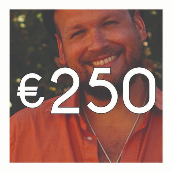 Crowdfunding €250