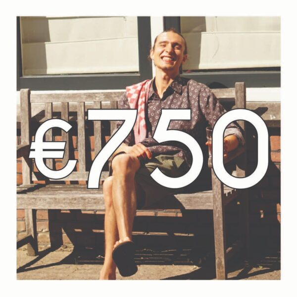 Crowdfunding €750
